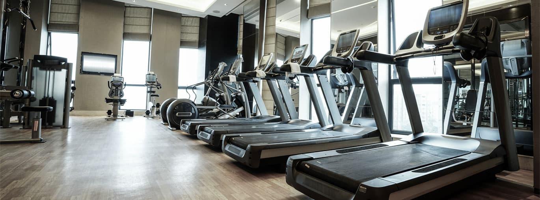 Fitnessstudio – Luxus Fitnessstudio