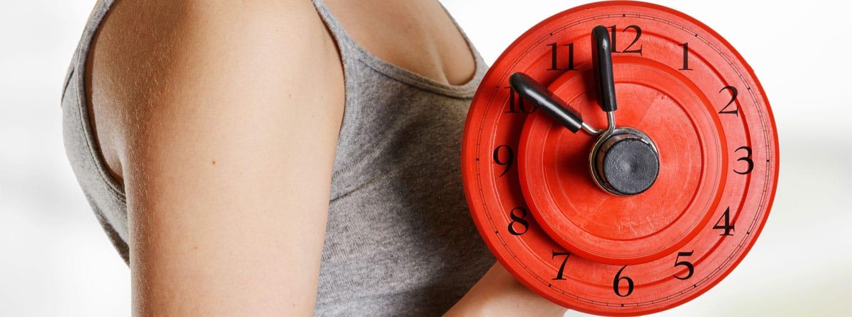 Die Dauer der Fitnesstrainer Ausbildung