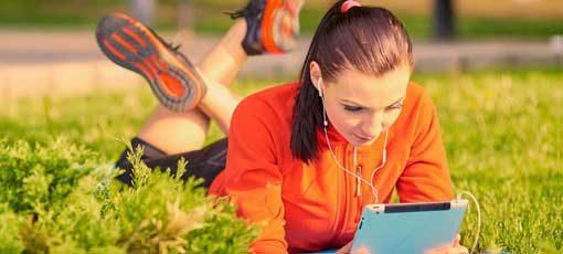 Das Fitnesstrainer Fernstudium