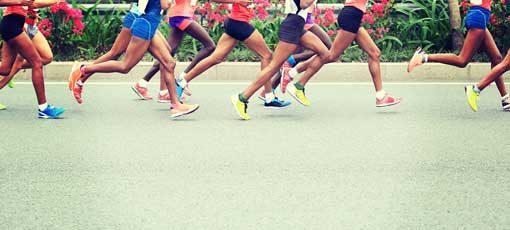 Gut beraten mit einem Lauf- und Marathontrainer