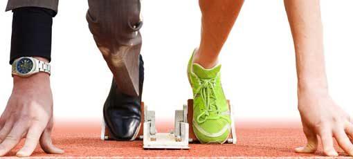 Der Sport- und Fitnesskaufmann bekommt Konkurrenz
