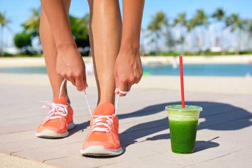 Fitnesstrainer A- und B-Lizenz + Ernährungsberater