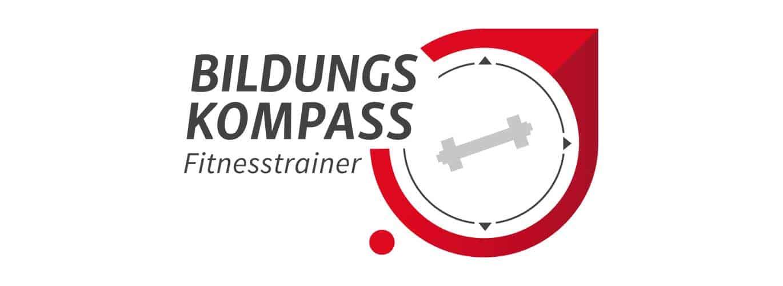 Bildungskompass - Fitnesstrainer Logo Pressemitteilung
