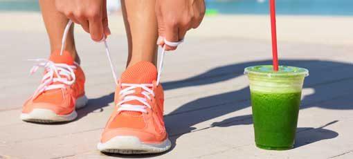 Fitness und Ernährung