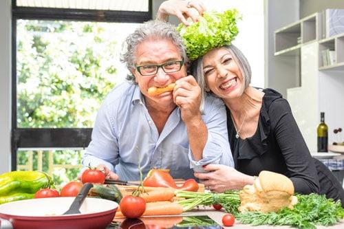 Ernährungsberater für Senioren