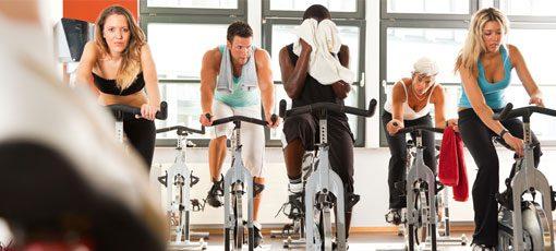 Ausbildung im Indoor Cycling