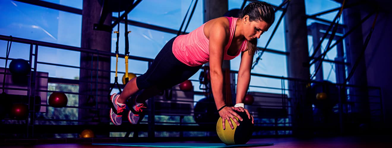 Sport- und Fitnesstrainer