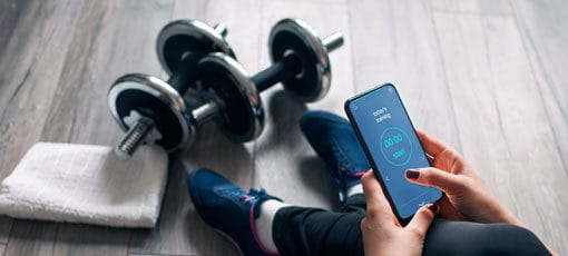 Fitnesscoach Apps